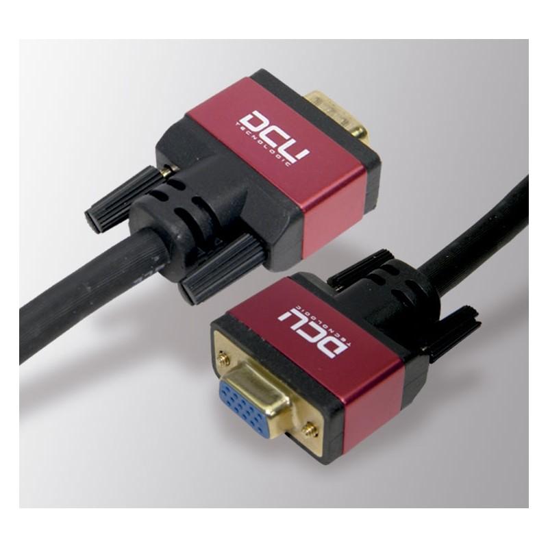 VGA Male - VGA Female Cable HIGH RES