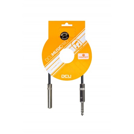PRO 6,3 mm Jack M Stereo - 6,3 Jack F Stereo Rean