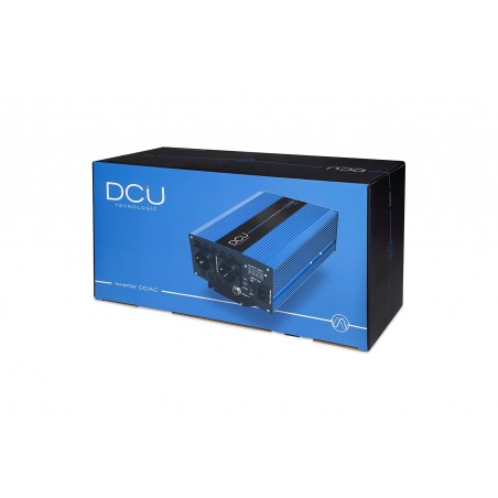 Inverter 12Vcc/230Vca 1000W Pure Wave