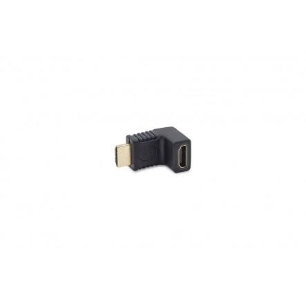 Adaptador HDMI Macho-HDMI Hembra 90º