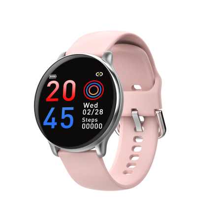 Smartwatch Casual 2 correas...