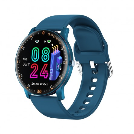 Smartwatch sport blue