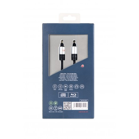 Optic Fiber TOSH-LINK Male-Male