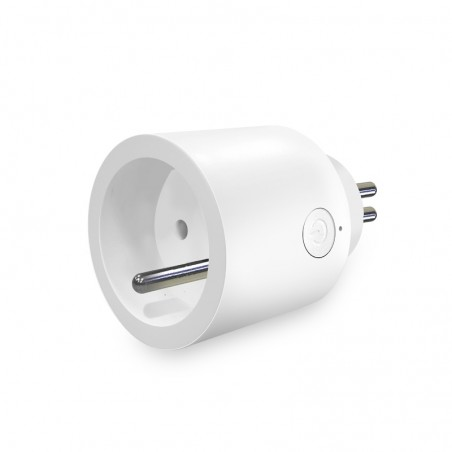 WIFI SMART PLUG ROND FRENCH SOCKET