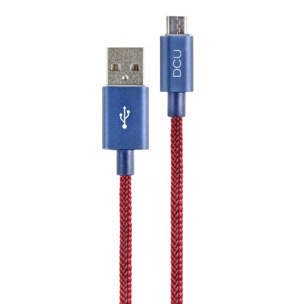 Cable Micro USB a USB nylon...