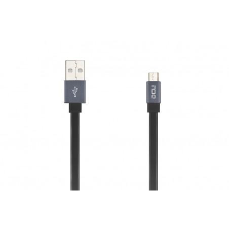 Cable USB a micro USB plano...