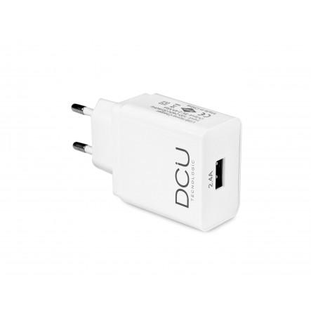 Carregador 1 x USB 5V 2.4 A