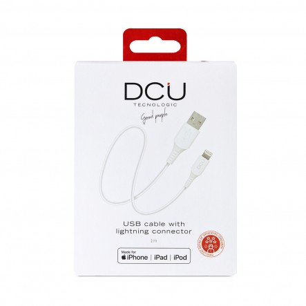 Cable lightning a USB para...