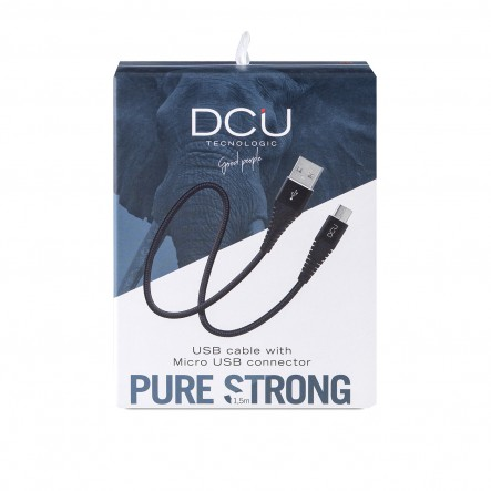 Cable Micro USB a USB Pure...