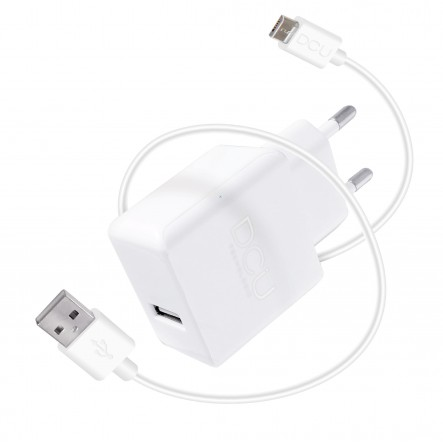 Chargeur USB 5V 2.4A +...