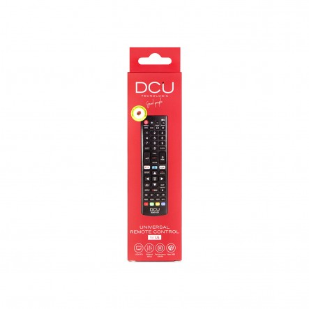 Universal remote control for LG LCD/LED