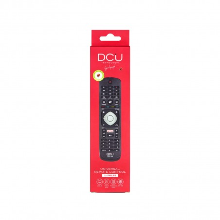 Universal remote control for PHILIPS LCD/LED