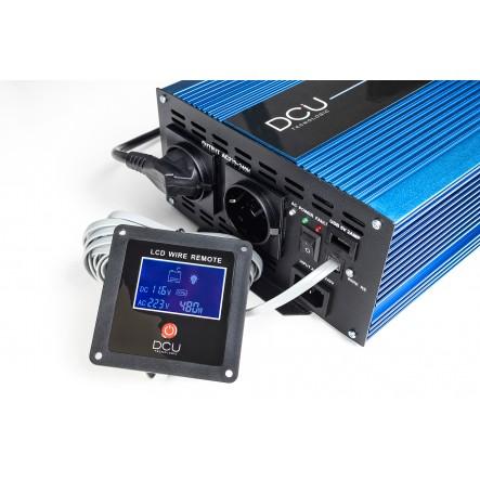 Inverter 24Vcc/230Vca 2000W...