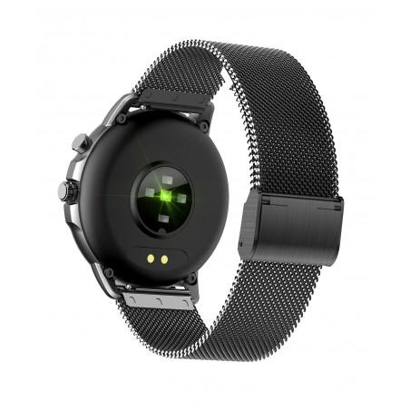 Smartwatch Metall Negre 23...