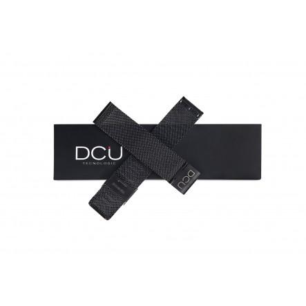 Black metal strap 19mm for...