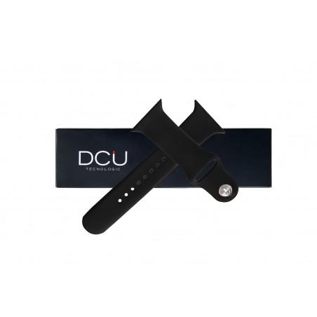 Bracelet en silicone noir...