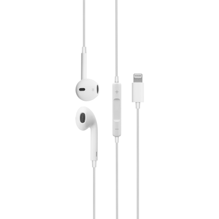 Earphones LIGHTNING stereo