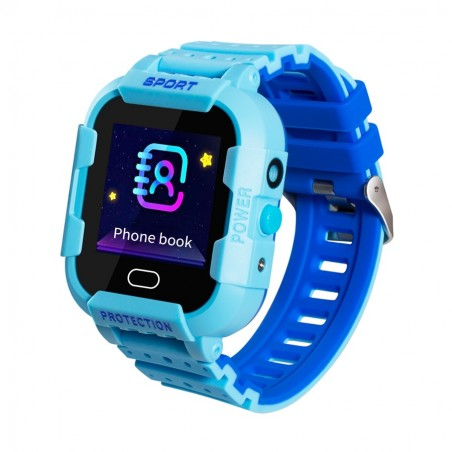 Blue kids Smartwatch with...
