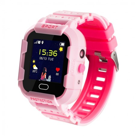 Pink kids Smartwatch with...