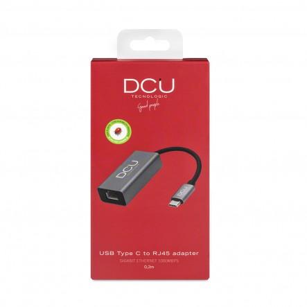 Adaptador USB tipo C a RJ45...