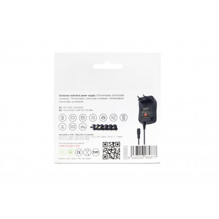 Switching Power Adapter 12w 1A