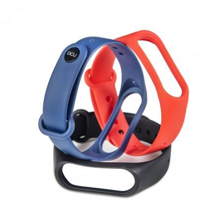 Bracelet silicone rouge...