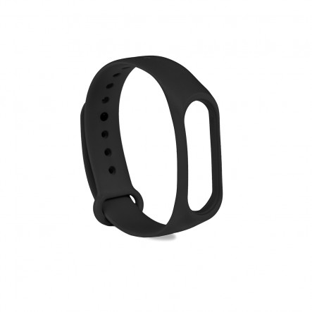 Black silicone band for...