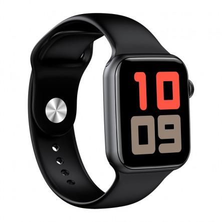 Smartwatch Colorful negro y...