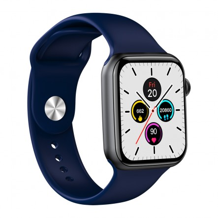 Smartwatch Colorful negre i...