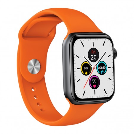 Smartwatch Colorful orange...