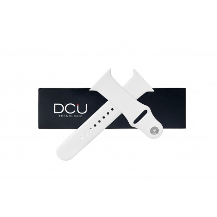 White TPU strap 22mm for...