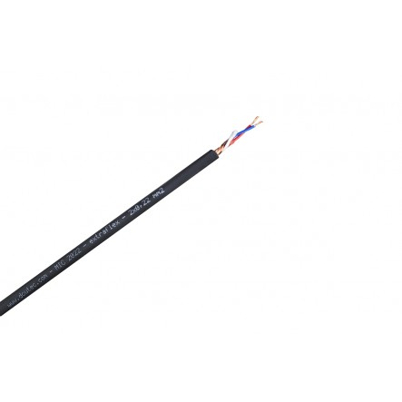 Extraflex Microphone cable 2 x 0,22 mm2