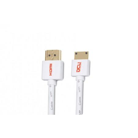 HDMI a Mini HDMI Macho-Macho SLIM 1.5M