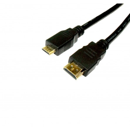 Cable HDMI- Mini HDMI 1.5m