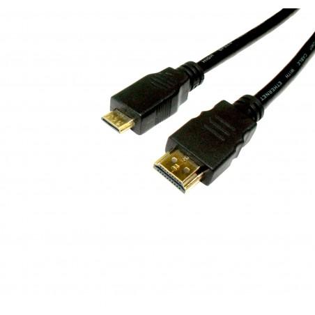 Conexión HDMI- Mini HDMI 1.5m
