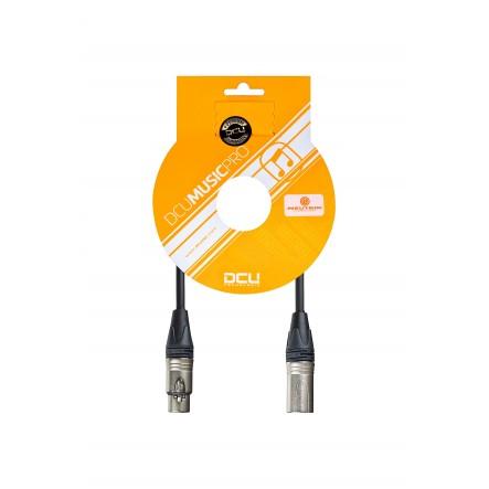 Cable PRO XLR H - XLR M...
