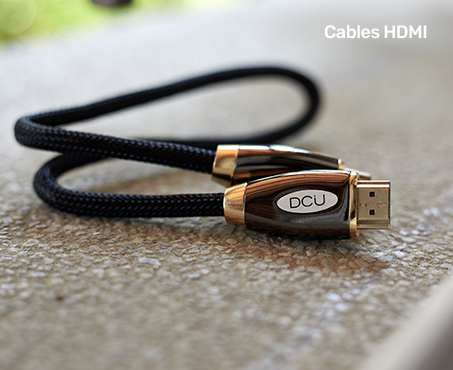 Cables HDMI - DCU