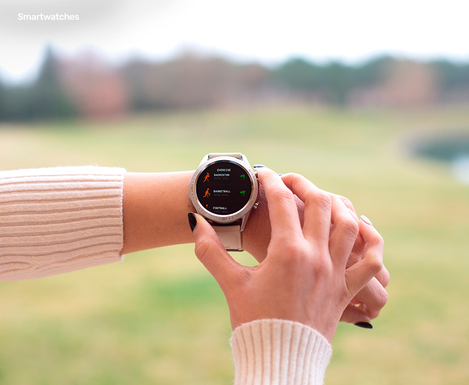 Relojes Inteligentes / Smartwatches DCU