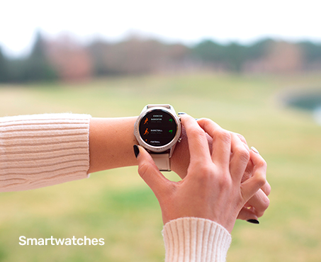 Smartwatches / Smartwatches DCU