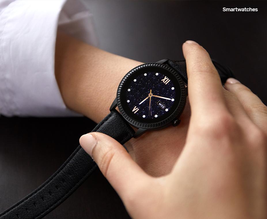 Relógios inteligentes / Smartwatches DCU