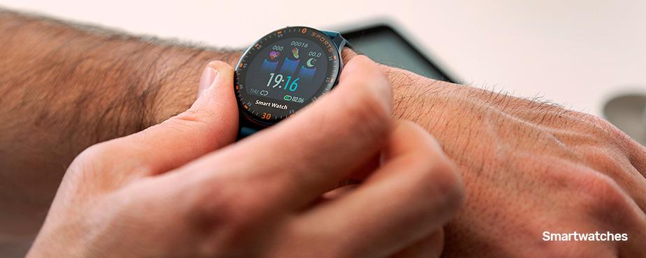 Montres Intelligentes / Smartwatches DCU