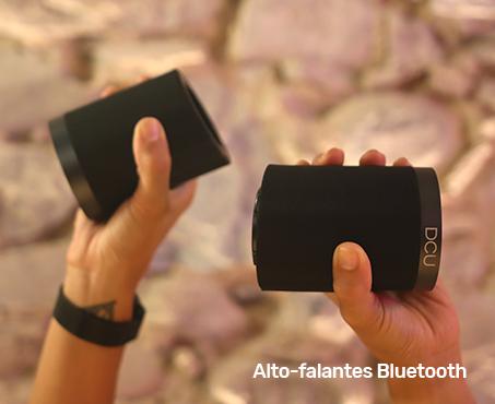 Alto Falantes Bluetooth - DCU