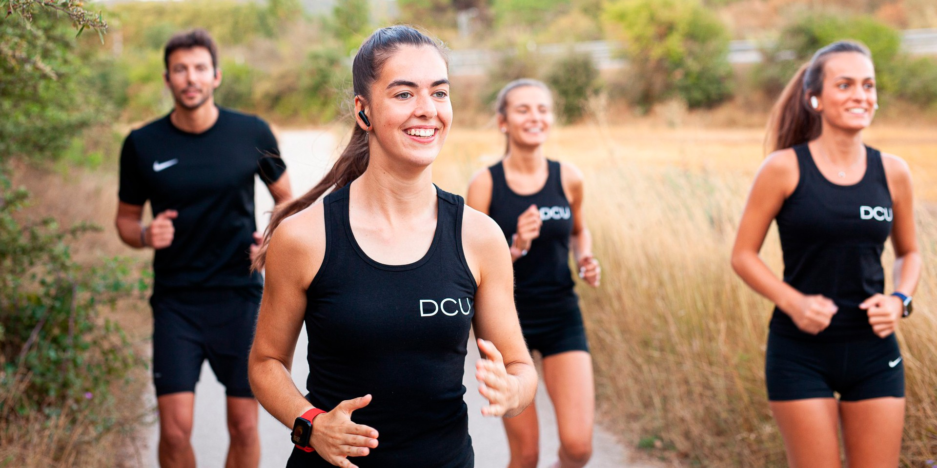 DCU entrenamientos personalizados